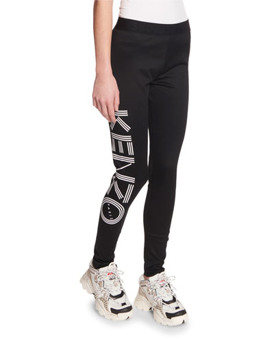 d98146e40 Sporty Logo Leggings Quick Look. Kenzo