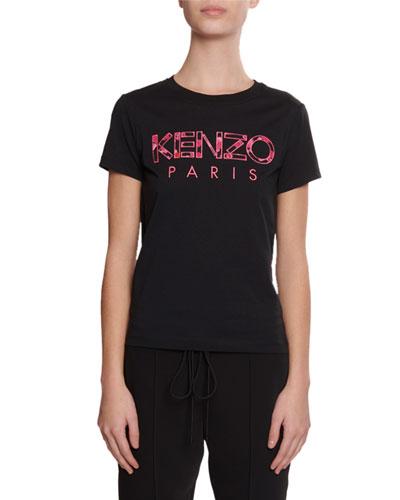 8e7b971b0 Slim Logo T-Shirt Quick Look. Kenzo