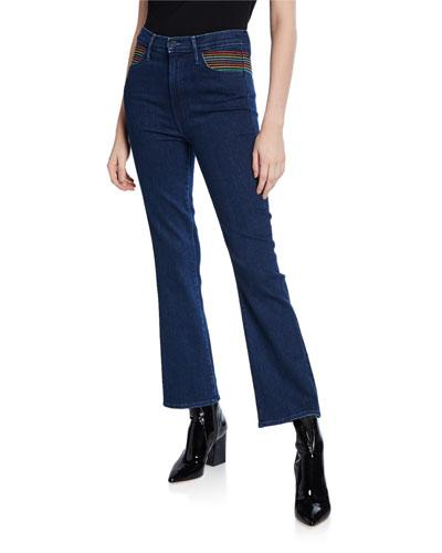 The Smooth Hustler Straight-Leg Jeans