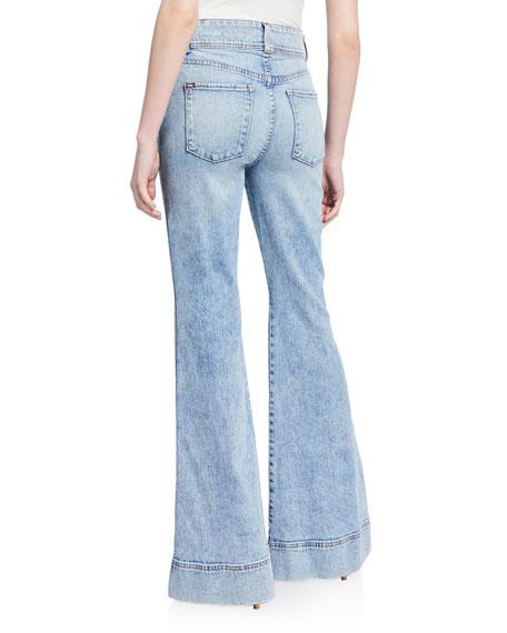 Beautiful Ex High-Waist Bell Jeans