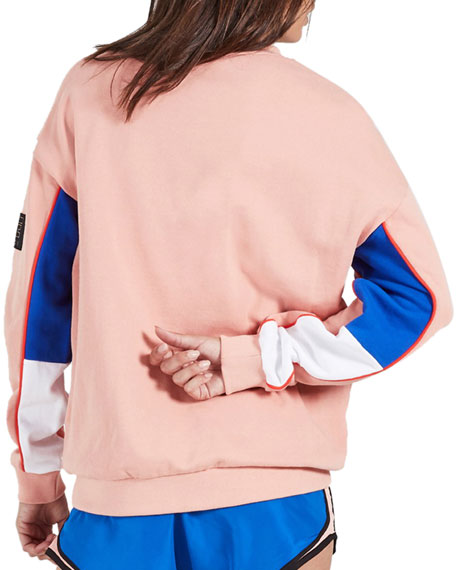 Sonic Logo Pullover Sweater