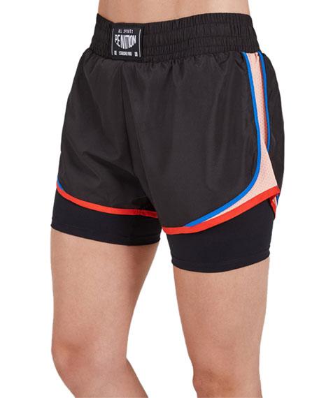 Sonic Boom Running Shorts