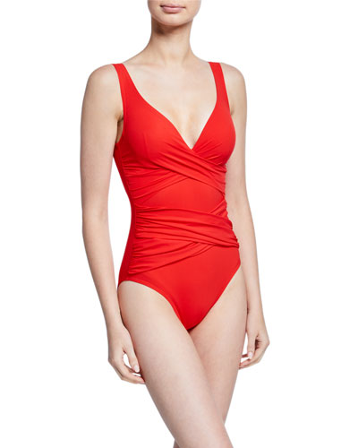 Classique Underwire One-Piece Swimsuit