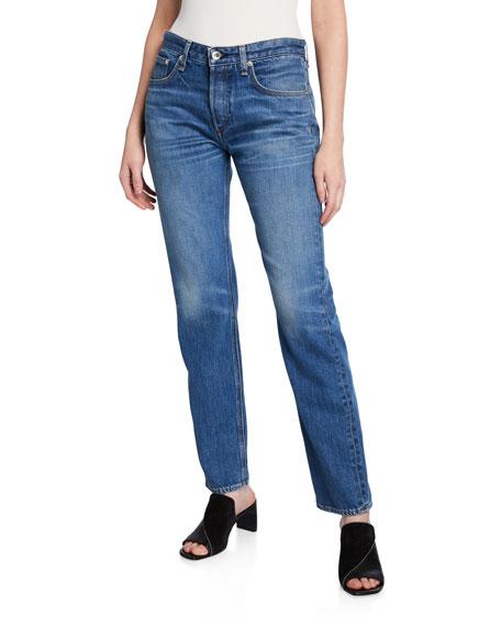 2cb56f82ebf rag & bone/JEAN Rosa Mid-Rise Boyfriend Jeans