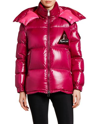 2f3f7009eda Moncler Women's Clothing : Jackets, Vests & Coats at Bergdorf Goodman
