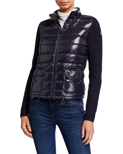2e5bc319f Moncler Women's Clothing : Jackets, Vests & Coats at Bergdorf Goodman