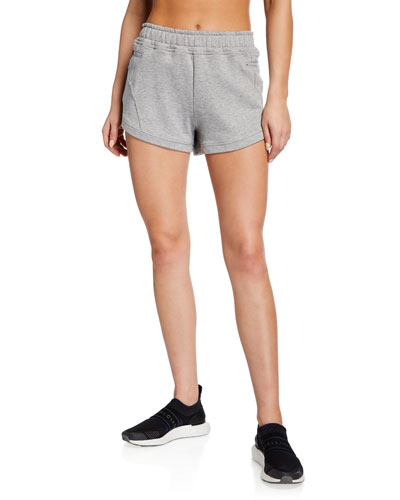 Athletics Cotton Shorts