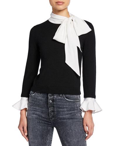 31adf4199e Designer Sweaters : Cashmere & Cowl-Neck Sweaters at Bergdorf Goodman
