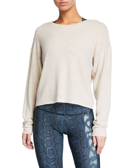 Essential Active Pullover Top