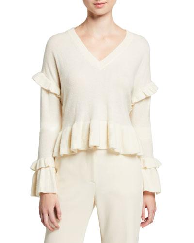 Abigail Cashmere Sweater