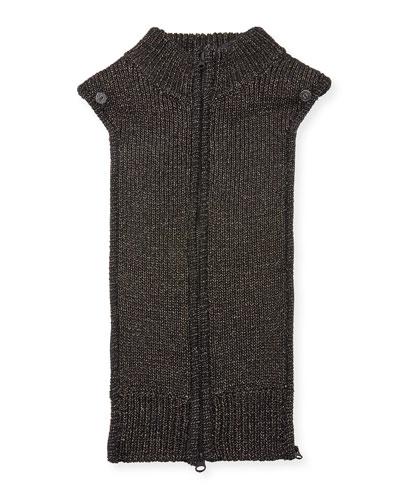 Walden Tweed Dickey