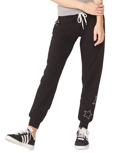 Maternity Star-Studded Sweatpants