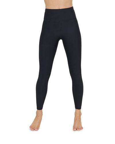 Tulum High-Waist Performance Leggings