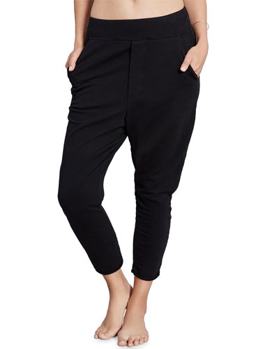 The Trouser Raw-Edge Jogger Pants