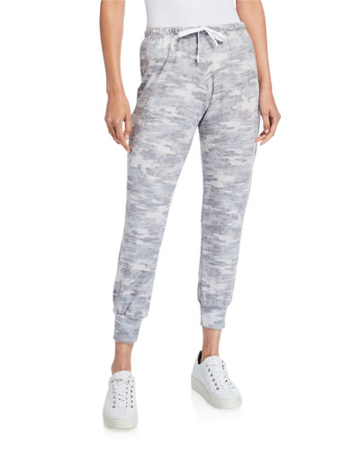 Weekend Jogger Pants  Camo
