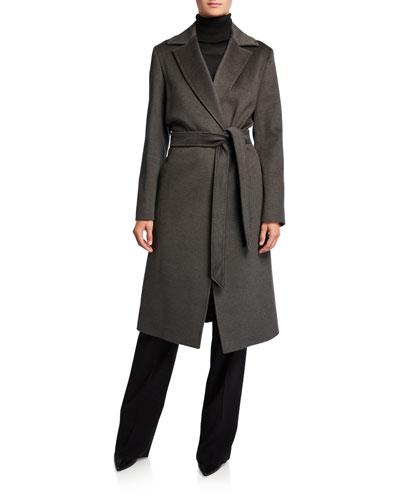 Belted Walker Wool Coat