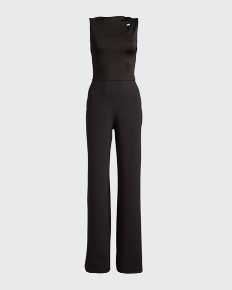 Ivy Fitted Cutout Jumpsuit