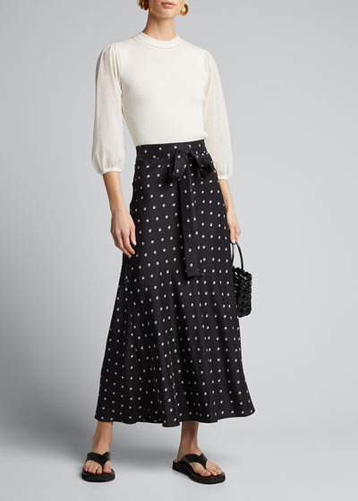 Roxie Maxi Skirt