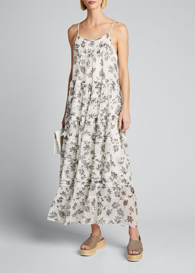 Lucy Cami Maxi Dress