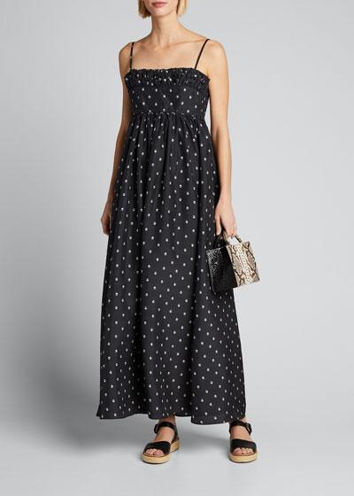 Roxie Ruffle Slip Dress