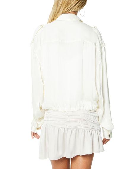 Lia Snap-Front Jacket