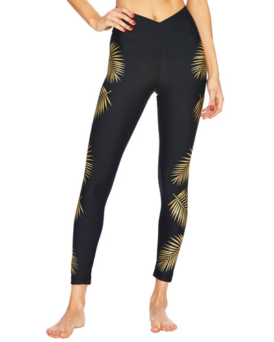 Palm V-Waist Leggings