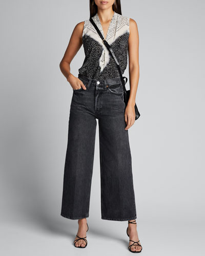 60s Extreme Wide-Leg Jeans