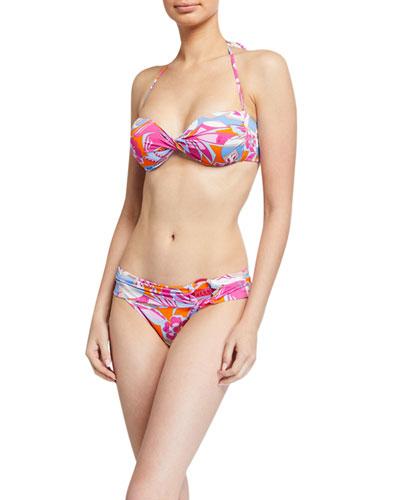 Two-Piece Bandeau Bikini
