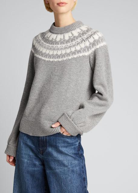 Harriet Fair Isle Sweater