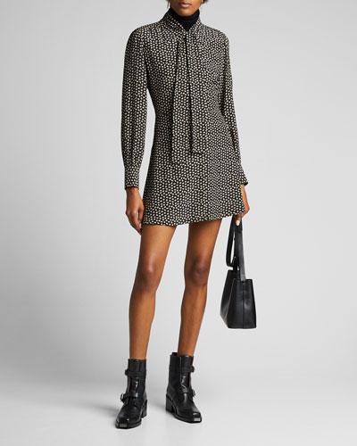 70s Shirtwaist Dress