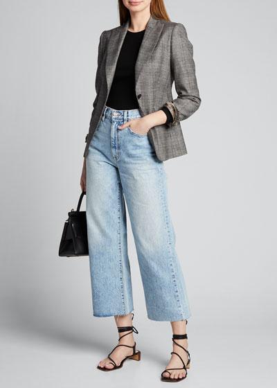 Grace Crop Jeans