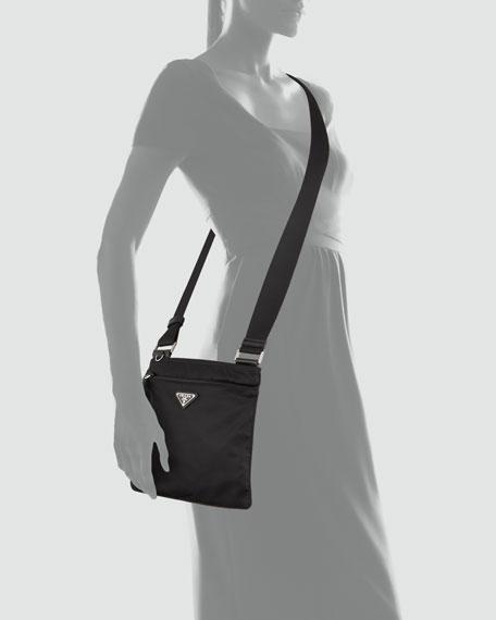 10de77350e15f Prada Vela Crossbody Messenger Bag