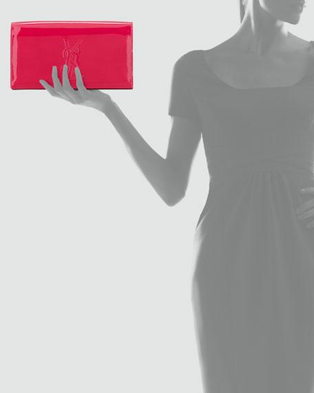 Belle De Jour Clutch Bag, Fuchsia