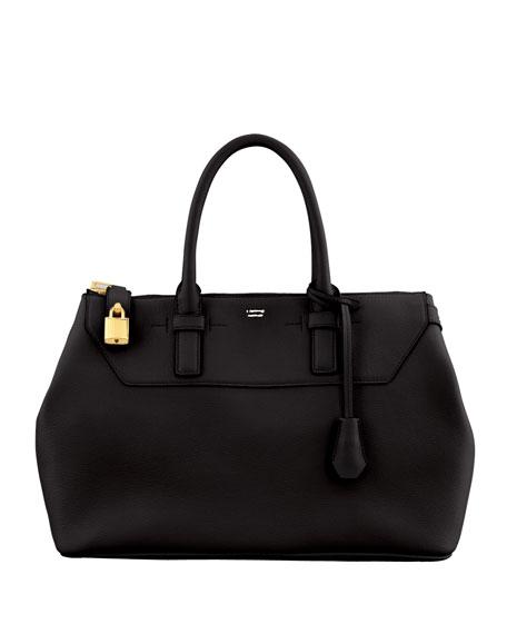 Petra Leather Satchel