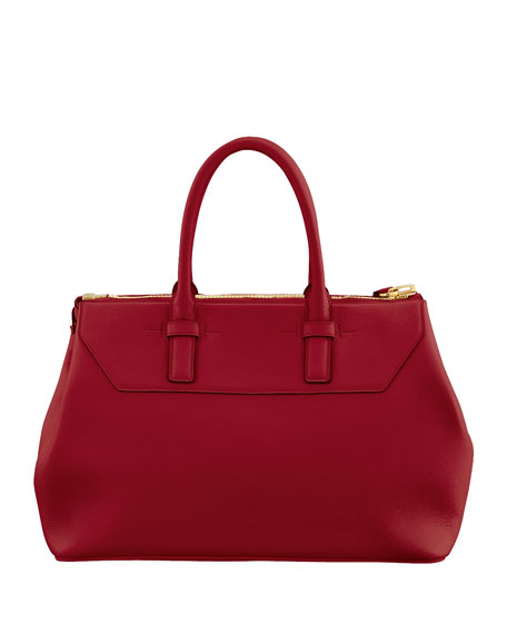 Petra Leather Tote