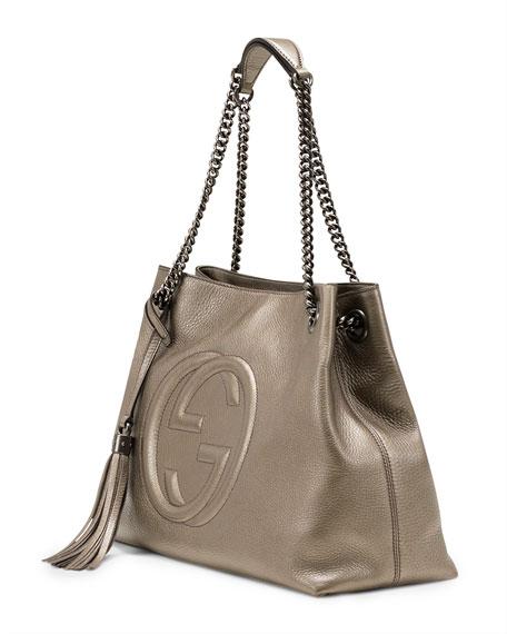 Alice shoulder bag - Metallic N NHNKAmBW