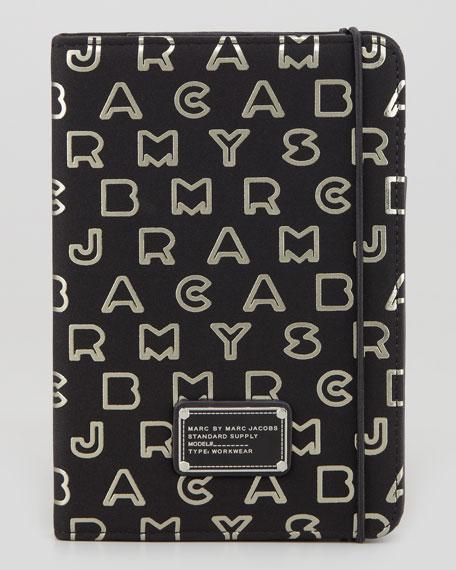 Dreamy Logo Metallic iPad Mini Case