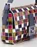 Multicolor Mosaic Baguette B