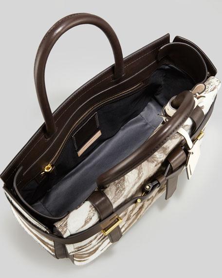 Boxer Tote Bag, Tiger