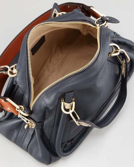 00392f22e0bf Chloe Paraty Medium Military Shoulder Bag