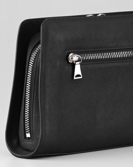PS13 Clutch Bag, Black