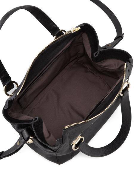 Bridget Mini Shoulder Bag, Black