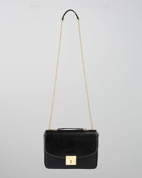 Polly Mini Crossbody Bag, Black