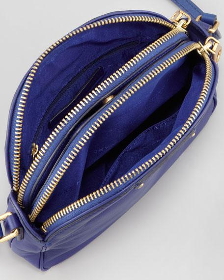 Downtown Lola Crossbody Bag, Blue