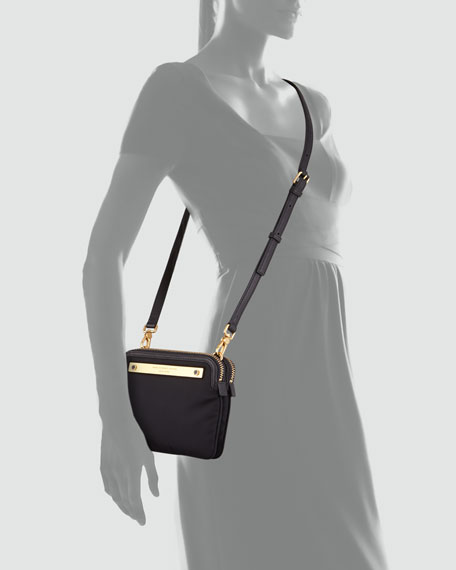 Work It Claudia Crossbody Bag, Black