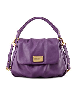 MARC by Marc Jacobs Classic Q Lil Ukita Satchel Bag, Purple