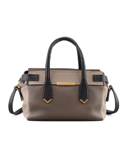 8070ac649fb2 MARC by Marc Jacobs Hail to the Queen Liz Colorblock Satchel Bag