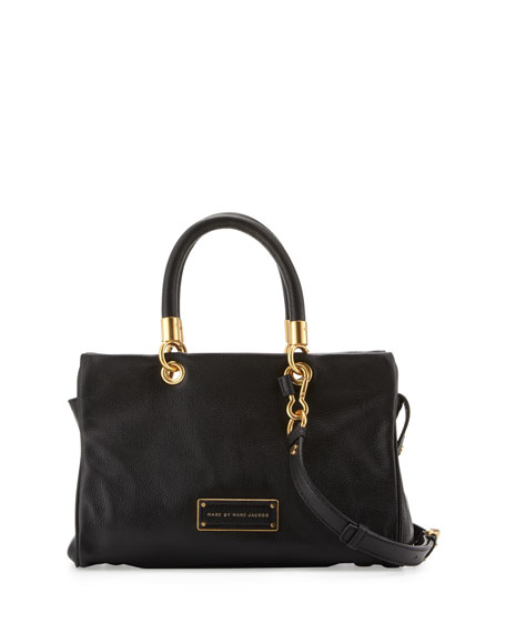 1a27d7ea9eae MARC by Marc Jacobs Too Hot to Handle Zip Satchel Bag