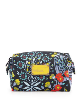MARC by Marc Jacobs Pretty Nylon Maddy Botanical Cosmetic Case