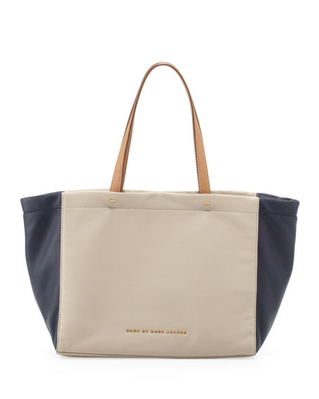 What's the T Tote Bag, Taupe